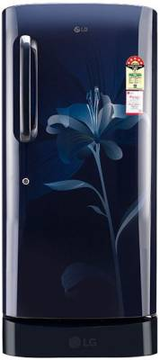 LG-GL-D201AMLN/ASLN/AGLN-190-Litres-5S-Single-Door-Refrigerator-(Lily)