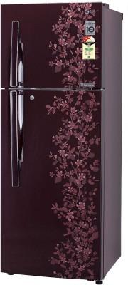 LG-GL-C282RSPL/RMPL-255-Litres-Double-Door-Refrigerator-(Paradise)