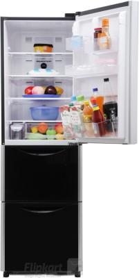 Hitachi-R-SG31BPND-GS/GBK-336Litres-Triple-Door-Refrigerator