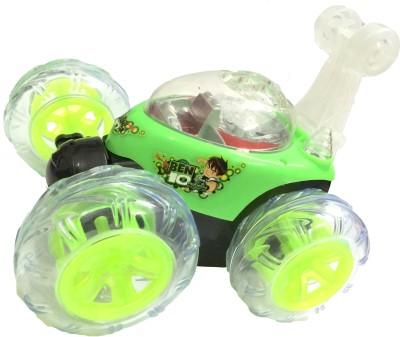 Ben 10 Stunt Car(Green)