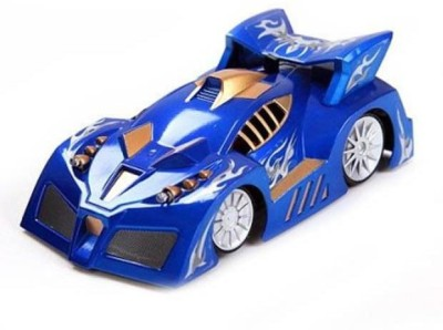 FBZ New Wall Climbing Car with Remote Control -Blue(Blue)  available at flipkart for Rs.789