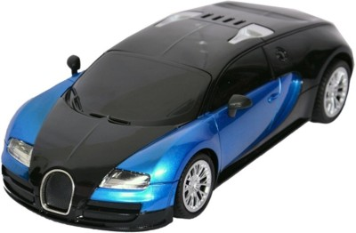 Baby First Bugatti 1:16 Remote Car(Blue)