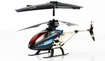 Toyzstation 3.5 Ch Sky Writer Helicopter(Black)