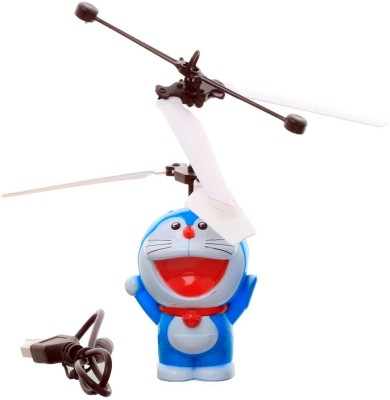 Deep Doremon Helicopter with sensor(Multicolor)  available at flipkart for Rs.499