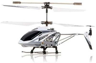 SYMA S107G 3 Channel Rc Radio Control Helicopter With Gyro White