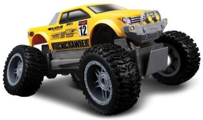 Bburago Maisto Rock Crawler JR(Yellow)