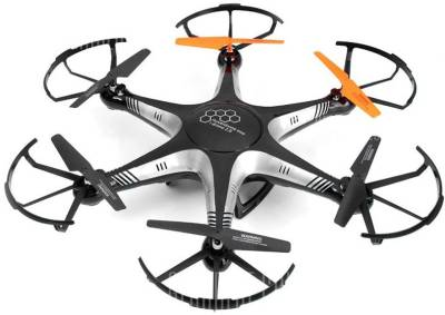 The Flyer's Bay Hover Drone Evolution 2.0 Ghz HelicopterWith Camera