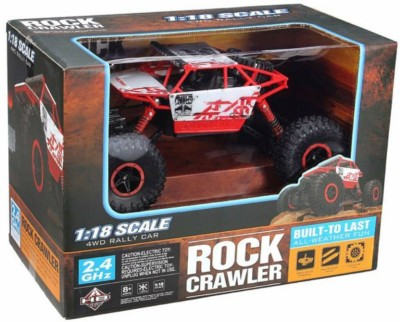SSTOYS Hbb-666 Rock Crawler 1:18 Scale,4wd Rally Car Senior(Red, Blue, Green, Yellow) Flipkart
