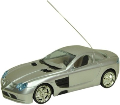 New Pinch Remote Control Car First Leader silver(silver)