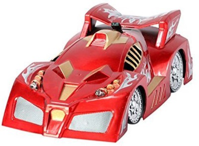 PromoCart Vintage Wall Climbing Car for kids(Red)  available at flipkart for Rs.729