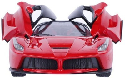 48 Off On Baby First Ferrari Doors Opening Car With Remote Control Red On Flipkart Paisawapas Com