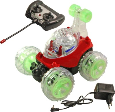 JM 16cm rechargeable Stunt twister(Multicolor)