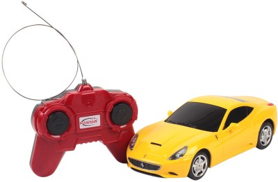 Rastar R/C Ferrari California (Yellow) ? 1:24(Yellow) at flipkart