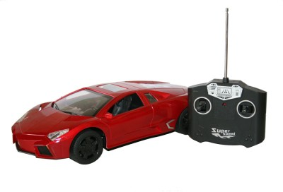 Adraxx RC Lightening Speed Racing Car(Red)