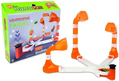 Hex-Bug Nano V2 launchpad Neon Play Set(Multicolor)  available at flipkart for Rs.1199