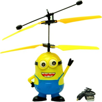 Deep Minions Helicopter with sensor(Multicolor)  available at flipkart for Rs.499