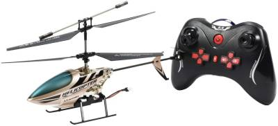 Planet of Toys 3.5 Channel RC Helicopter (Gyroscope Series)