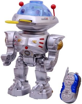 Toys Zone Space Wiser Robot(Grey)