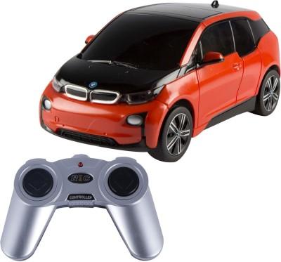 Saffire BMW i3 1:24 Remote Control Sports Car(Orange)