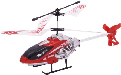 Wow Velocity Mini Helicopter(Red, Black)