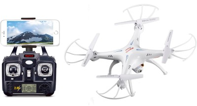 Jack Royal WIFI FPV With Camera Drone White(White) at flipkart