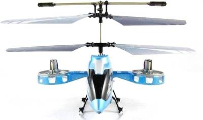 Muu 4 Channel Rc Avatar Fighter Helicopter