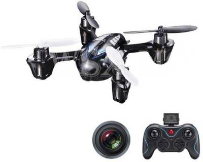 Toys Bhoomi New Version Inbuilt 2MP Camera RC Quadcopter Helicopter Drone with.2.4G 4CH Headless Mode