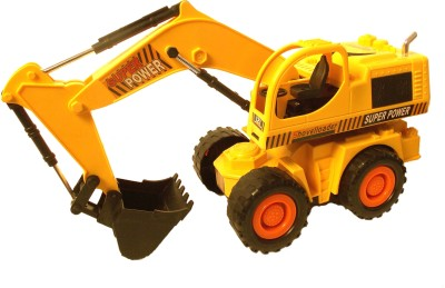 Shopalle Shovel Loader JCB For Kids(Multicolor)