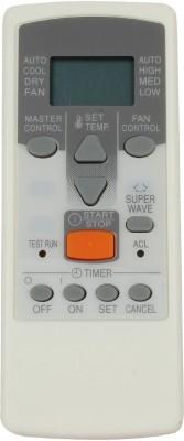 Fox Micro Fox Micro Ac Remote For Rc 03 Ac 46 O Genral Remote Controller White Fox Micro Appliance Parts   Accessories
