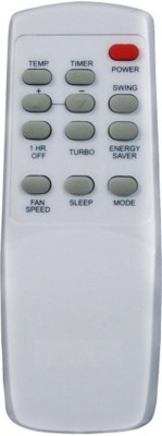 W2W TOTALLINE VOLTAS Remote Controller White W2W Appliance Parts   Accessories
