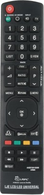 Lripl Universal REMOTE Compatible for LG LCD / LED Remote Controller(Black)  available at flipkart for Rs.239