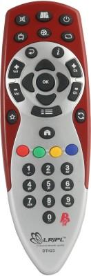 LRIPL LED56 NETFLIX SONY LED UNIVERSAL COMPATIBLE FOR SONY SMART LED TV Remote Controller(Black)