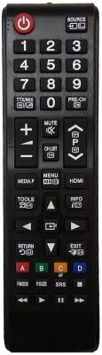 Fox SAMSUNG LED TV Remote Controller(Black)