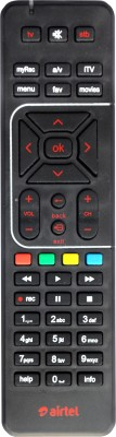 RR AIRTEL HD REMOTE FROM FIRSTQUALITY RETAIL AIRTEL HD SETTOP BOX Remote Controller