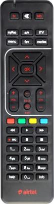 RR AIRTEL DIGITAL TV HD COMPATIBLE AIRTEL DIGITAL TV Remote Controller Black