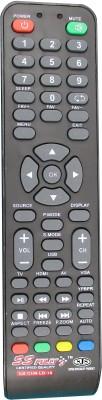 SJS China Lcd/Led Universal-16 Remote Controller(Black)