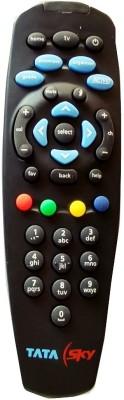 Newdort Tata Sky 1 Remote Controller(Black)