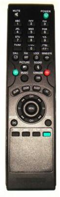 MEPL Compatible Color Tv No. Vtft Videocon Remote Controller