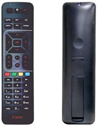 Sprik Ycv025 Airtel Remote Controller Black