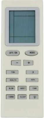 Fox Micro Fox Micro Ac Remote -17 Model No-Ac-36 Remote Controller(White)