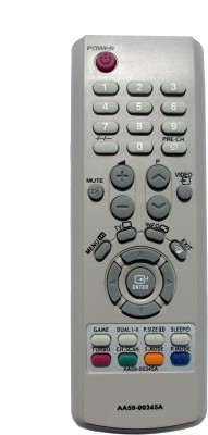 Onlinemart AA59-00345A Compatible For SamsungTV AA59-00345A Remote Controller(Grey)