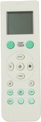 Fox Micro Fox Micro Ac Remote For Rc 39 Ac 92 Videocon Remote Controller White Fox Micro Appliance Parts   Accessories