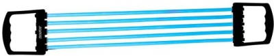 COCKATOO Chest Expander Resistance Tube(Blue, Black) at flipkart