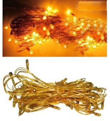 A To Z Traders 144 inch Yellow Rice Lights Pack of 1