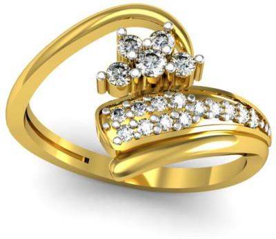 JewelHub 18kt Yellow Gold ring