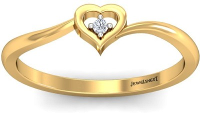 JewelsNext 18kt Diamond Yellow Gold ring