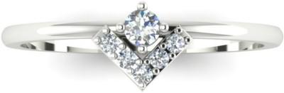Astrum Diamonds Dew Drop 18kt Diamond Yellow Gold ring