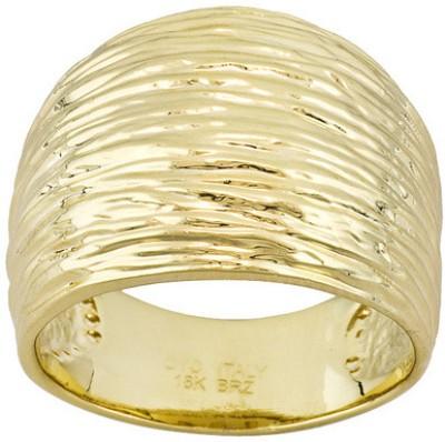 Netaya Bronze Gold Plated Ring at flipkart