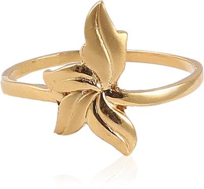 Jisha 18kt Yellow Gold ring