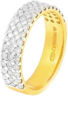 Sonalia Jewellers 18kt Diamond Yellow Gold ring Sonalia Jewellers Rings